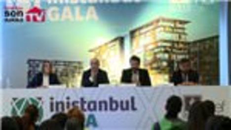 İnistanbul Gala projesi görücüye çıktı!