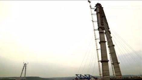 3. Köprü'de son durum ne? En yeni video yayında!