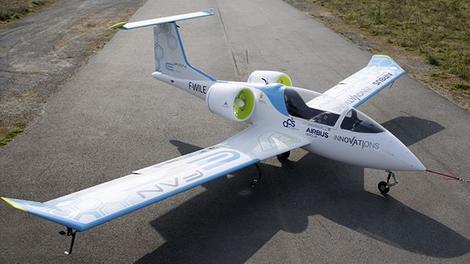 Elektrikli uçak hayaldi gerçek oldu!