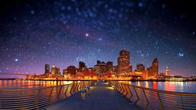 Gerçek gökyüzünü 'Skyglow'la göreceksiniz!