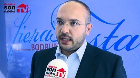 Polat Gülman, Bodrum projelerinin detaylarını açıkladı