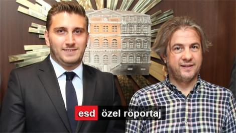 Ahmet Misbah Demircan, Beyoğlu'nu anlatıyor-1