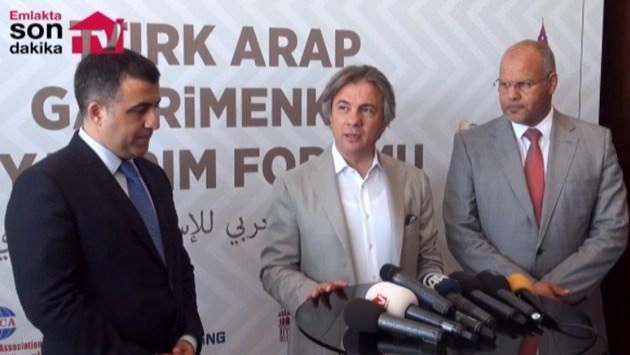 Türk Arap Gayrimenkul Yatırım Forumu tanıtılıyor!