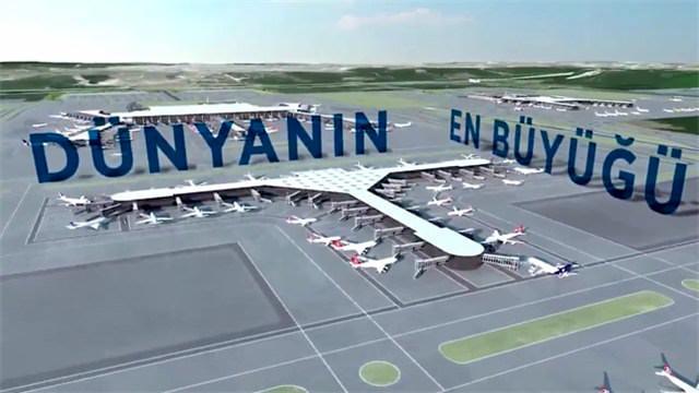 3. Havalimanı tanıtım filmi