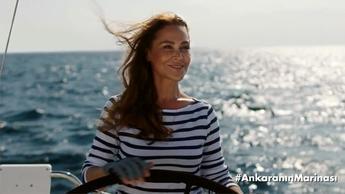Marina Ankara'nın Hülya Avşar'lı yeni reklam filmi!