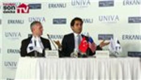UNIVA Öğrenci Evleri basına tanıtıldı