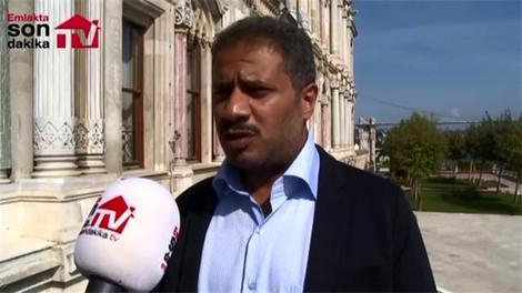 Newef Al-Sherif sorularımızı yanıtladı