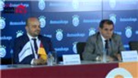 Galatasaray'ın yeni sponsoru Dumankaya oldu