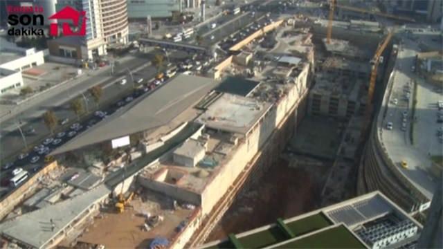 YDA'nın Ankara Söğütözü projesi tam gaz!