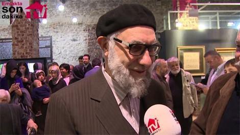 Hasan Çelebi, Çamlıca Camii'ni anlattı