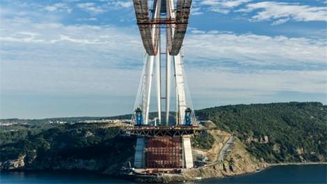 3. Köprü'den canlı yayındaydık!