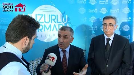 Huzurlu Marmara'nın patronu konuştu!