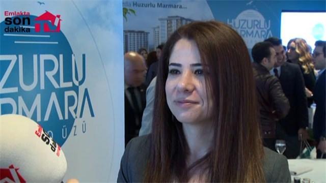 Seda Dündar, Huzurlu Marmara'yı anlattı