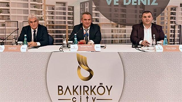 Bakırköy City basına tanıtıldı!