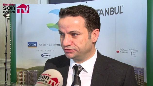 """Bahattin Uçar """"Vadistanbul'la bir şehir üretiyoruz"""""""