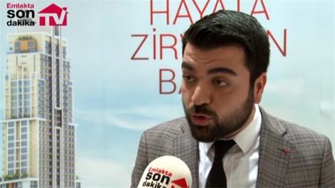 Muhammet Torun, Aris Grand Tower'ı anlatıyor!