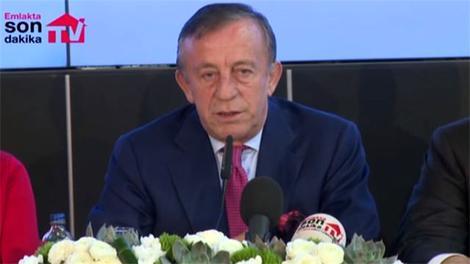 Ali Ağaoğlu, Maslak 1453 ofislerini anlattı!