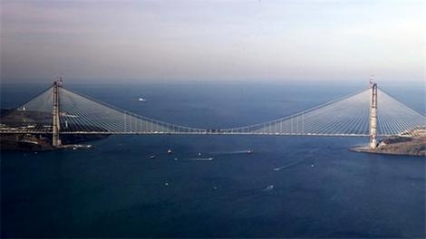 3. Köprü'de tabliyeler tamam, iki yaka birleşti!