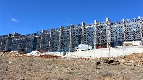 Yozgat'ta kadınlara özel aquapark yapılıyor