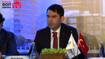 Murat Kurum, yeni yıl hedeflerini anlattı!