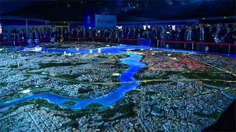 'İstanbul Maketi' MIPIM'de yine göz kamaştırdı