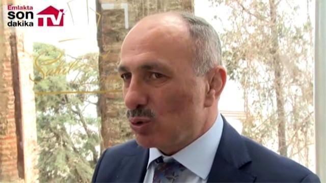 Hasan Topaloğlu, Sahil Konakları projesini anlatıyor!