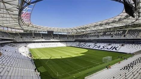 Beşiktaş Vodafone Arena kapılarını açtı!
