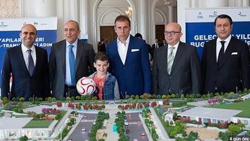 Abdullah Avcı, Adım İstanbul'un reklam yüzü oldu!