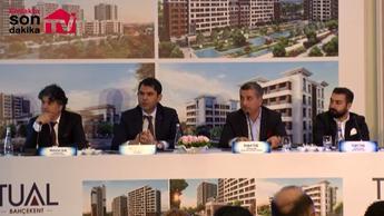 Murat Kurum, Bahçekent'i anlattı!