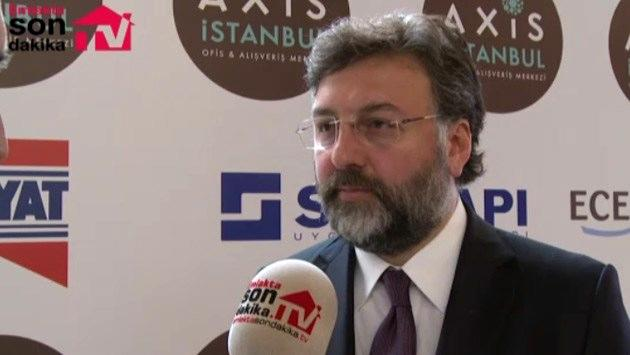 Altan Elmas, Axis İstanbul AVM'yi anlattı!
