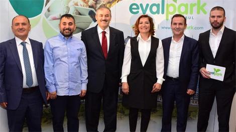 Evalpark İstanbul görücüye çıktı!