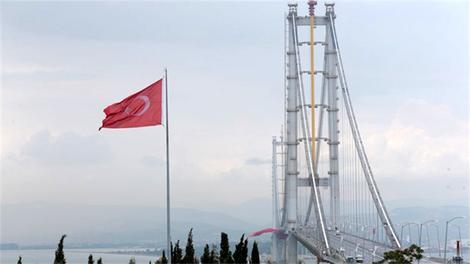 İşte Osmangazi Köprüsü'nden son görüntüler!
