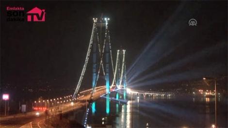 Osman Gazi Köprüsü'nden ilk geçişler!