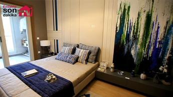 Tual Bahçekent'in 2+1 örnek dairesi
