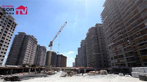Avrupark'ın inşaatı hız kesmeden devam ediyor!