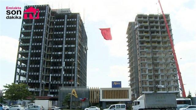 İşte Avrupa Residence Office Ataköy'de son durum!