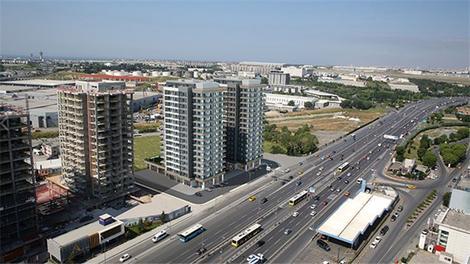 Route İstanbul Ataköy'de çalışmalar tam gaz!