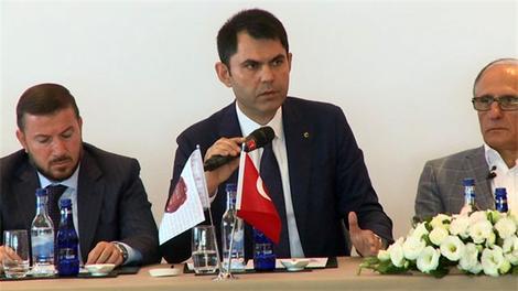 Murat Kurum, GYODER'in konut kampanyasını anlattı!