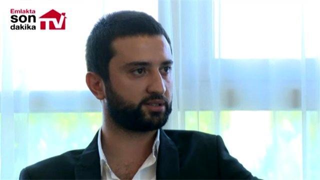 Cem Eltemur, Atmaca Gayrimenkul'ün yeni projelerini anlattı