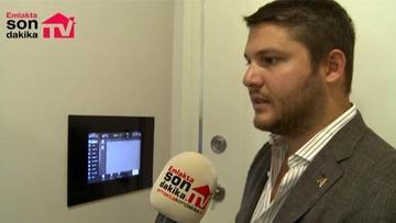 Serhan Çetinsaya, Kale'de yapılan akıllı ev sistemini anlattı!