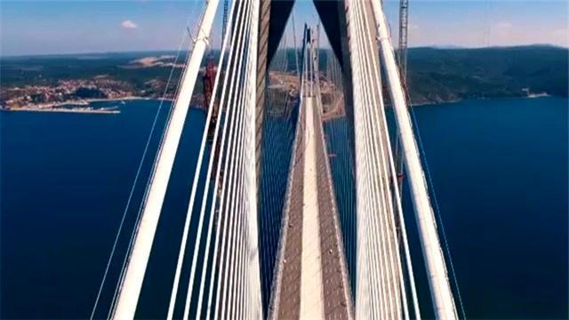 Yavuz Sultan Selim Köprüsü'nün tanıtım filmi yayında!