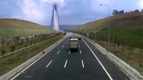 Yavuz Sultan Selim Köprüsü'nün yeni reklam filmi!