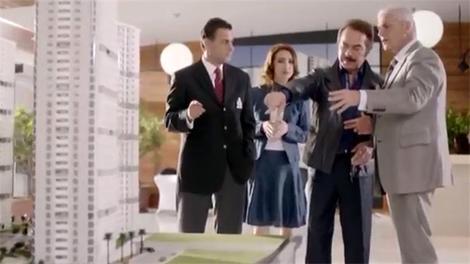 Orhan Gencebay'lı Samsun Towers reklamı!