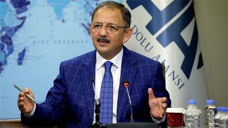 Mehmet Özhaseki el konulan FETÖ arazileri hakkında konuştu