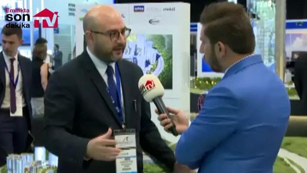 Aydın Ayçenk, Dubai'de Tema İstanbul'u anlattı