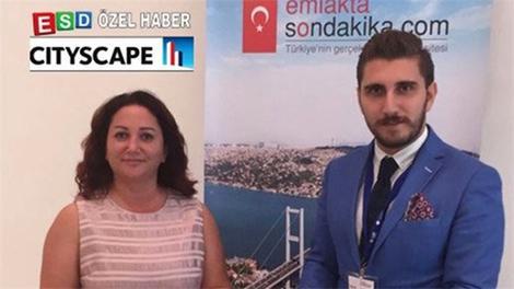 Dilek Özdemir, Dubai Cityscape Fuarı'nın önemini anlattı
