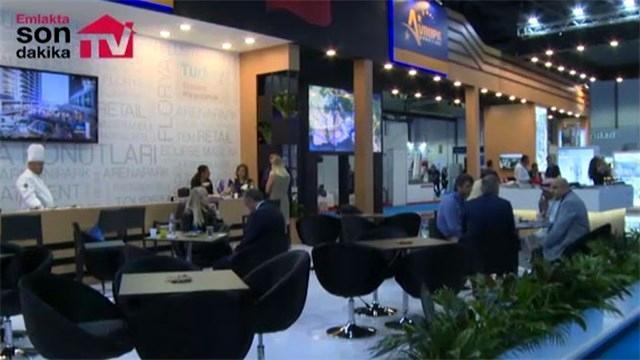 İşte Artaş İnşaat'ın Dubai Cityscape'teki dev standı!