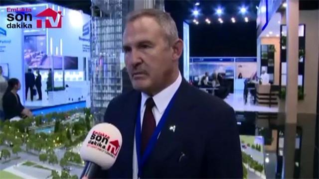 Süleyman Çetinsaya'dan Cityscape 2016'da ESD'ye özel açıklama!