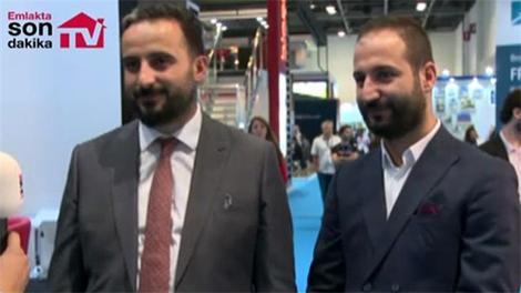Murat Yağan ve Salih Çıkman ekibimize konuştu