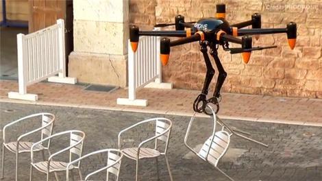 Ev taşırken yeni yardımcınız; drone!
